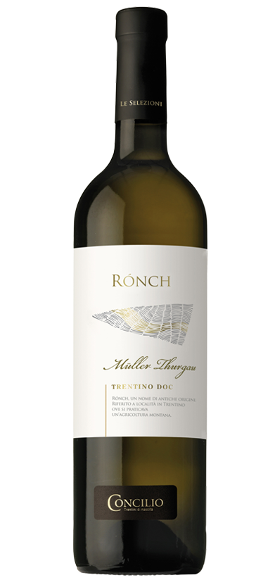 MÜLLER THURGAU TRENTINO DOC RONCH